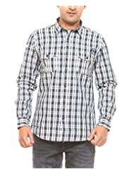 Pepe Men's Slim Fit Cotton Shirt - B00VRTV8SG