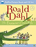 The Enormous Crocodile book and cd Roald Dahl