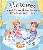 """Afficher """"Histoires de galettes des Rois à lire avec papa et maman"""""""