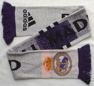 Real Madrid - Official Adidas Scarf