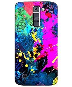 LG K7 LTE Back Cover By FurnishFantasy