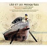 echange, troc Gilles Vigneault, Edith Butler - Léo Et Les Presqu'Îles (Livre-Disque - Conte Narré + Chansons)