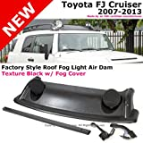 2007 to 2013 Toyota Fj Cruiser 07-13 Factory Style Roof Rack Fog Light Air Dam
