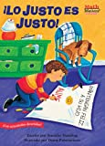 img - for Lo Justo Es Justo! (Math Matters) (Spanish Edition) book / textbook / text book