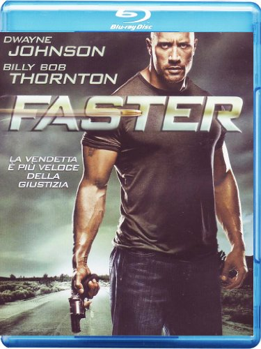 Faster [Blu-ray] [IT Import]