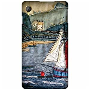 Intex Aqua Power Back Cover - Silicon Ship Designer Cases