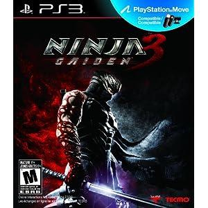 Ninja Gaiden 3 PS3 Video Game