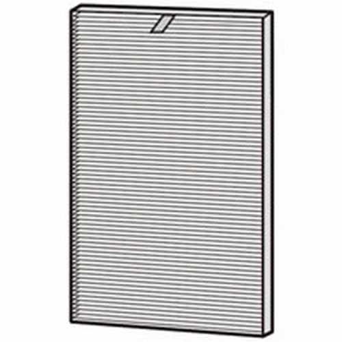 Dust Air Cleaner Cover : Sharp replacement air cleaner filter dust collection