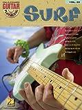 Guitar Play Along Volume 23 Surf Guitar BK/CD (Hal Leonard Guitar Play-Along)