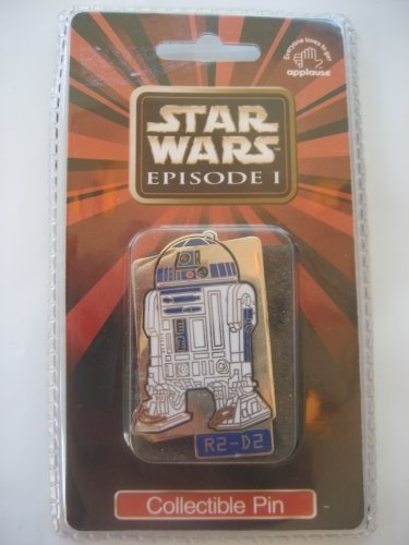 Star Wars R2-D2 Collectors Pin Episode 1 - 1