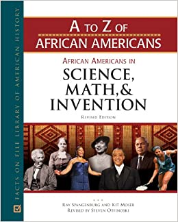 African Americans In Science Math And Invention A To Z border=