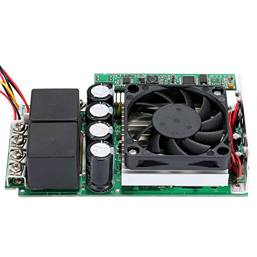KKmoon 10-30V 100A 3000W Programable Reversible DC Motor Adjustable Speed Controller Regulator PWM Control (Treadmill Motor Fan compare prices)