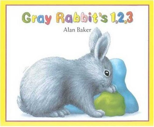 Gray Rabbit's 1,2,3 (Little Rabbit Books)