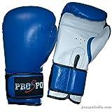 PROSPO Boxing Glove (leather-IMF Padding) Velcro