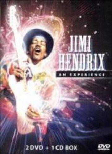 Jimi Hendrix - An Experience (2 Dvd + Cd) [Edizione: Regno Unito]