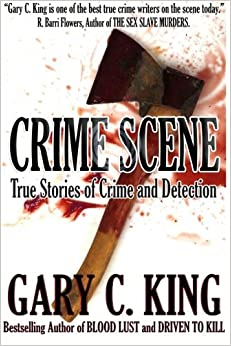 Crime scene true stories of crime and detection paperback july 5