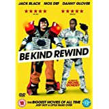 Be Kind Rewind [DVD] [2007]by Jack Black