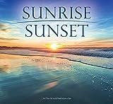 2017 Monthly Wall Calendar - Sunrise / Sunset
