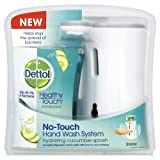 Dettol No Touch Cucumber Splash Hand Wash System (250ml)