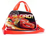 Disney Pixar Cars Large Duffle Rolling Wheeled Backpack Luggage Travel Case Pilot
