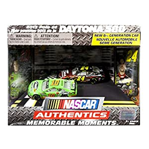 NASCAR Authentics Collector Pack: '13Chevy #10GoDaddy/#24AARP