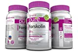 Forskolin Pure Coleus Forskohlii Root Standardized to 20% for Weight Loss, Highly Recommended Product for Fat Burning and Melting Belly Fat. The Best Forskolin Product on the Market!! 250mg Yielding 50 Mg of Active Forskolin. Works Excellent with Pure Garcinia Cambogia And Pure White Kidney Bean Extract And Pure BCAA and Pure Caralluma Fimbriata. This Offer Is For One Bottle Manufactured in a USA Based GMP Organic Certified Facility and Third Party Tested for Purity. Guaranteed!60 capsules per bottle