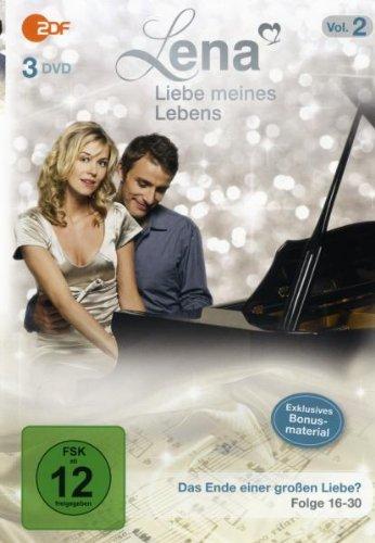 Lena - Liebe meines Lebens Vol. 2 (Folge 16-30) [3 DVDs]