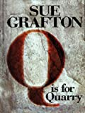 Q Is for Quarry (1410401634) by Grafton, Sue