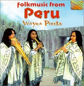 Urubamba Peru - Musik Aus Den Anden