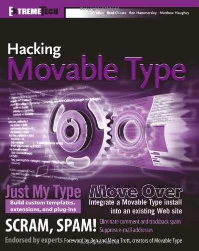 Hacking Movable Type