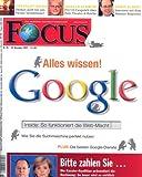 Focus : Das Moderne Nachrichtenmagazin