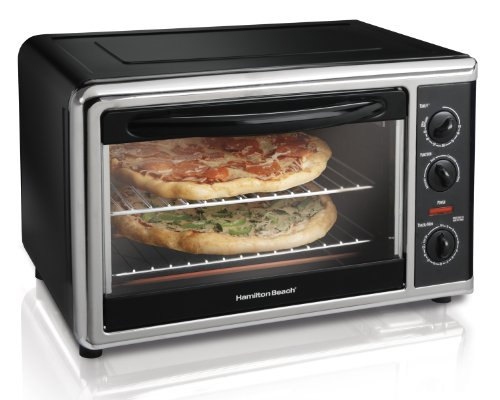 Hamilton Beach Countertop Oven with Convection and Rotisserie (Portable Oven Electric compare prices)