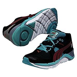 Running Performance Shoes Faas 1000 black-grenadine Continuativa Puma 46,5 black-grenadine