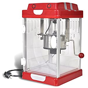 Theater-Style Popcorn Popper Machine 2,5 OZ