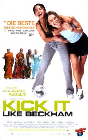Kick It Like Beckham [VHS]