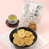 喜多山製菓 黒胡椒せんべい