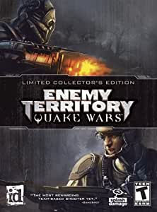 Enemy Territory Quake Wars Collectors Edition