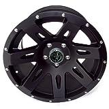 Rugged Ridge XHD 15301.01 Black Satin Wheel (17x9/5x5)