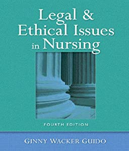 essay on legal and ethical issues in nursing