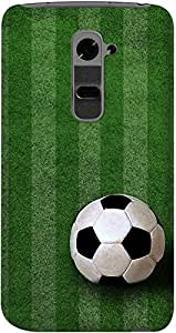Kasemantra Kick Of Goal Case For LG G2