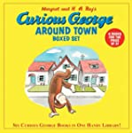 Curious George Around Town Boxed Set...