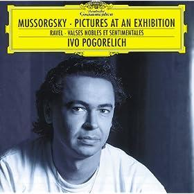 Mussorgsky: Pictures At An Exhibition - For Piano - Promenade.Moderato commodo assai e con delicatezza - attacca