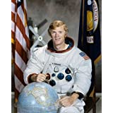 """Rusty"" Schweickart in Apollo Spacesuit, Photographic Print"