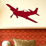 Mustang - Modern Wall Transfer / Removable Wall Graphic / Interior Decor ra173