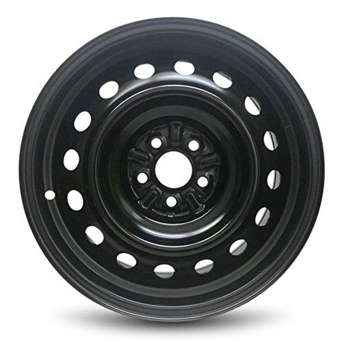 Toyota Corolla Matrix 16 Inch 5 Lug Steel Rim/16x6.5 5-100 Steel Wheel (Toyota Corolla Spare Tire compare prices)