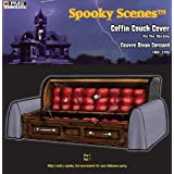 Coffin Couch Cover