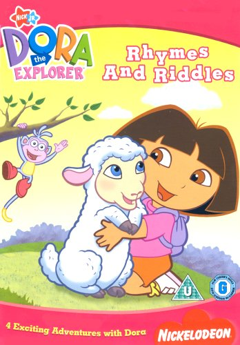 Dora The Explorer - Rhymes And Riddles [DVD]