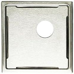 Aquieen Stainless Steel Floor Grating (Silver, suzanpc)