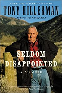 "Cover of ""Seldom Disappointed: A Memoir"""