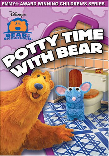 Bear In The Big Blue House - Potty Time With Bear front-294482